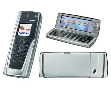 nokia 9500 zdjęcie telefonu